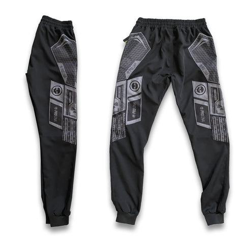 Infamous Sicario Pro Jogger Pants - Black - Small