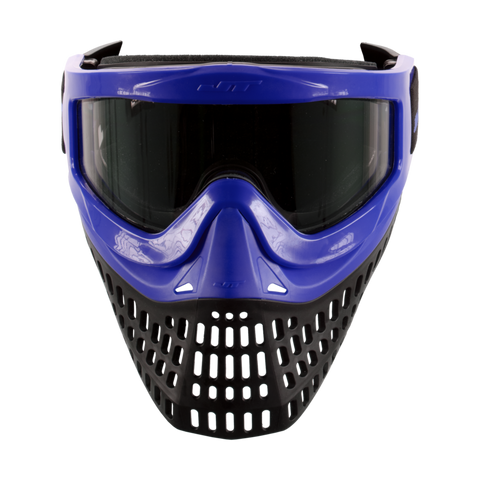 JT Proflex X Thermal Paintball Mask - Blue Nose w/ Quick Change System