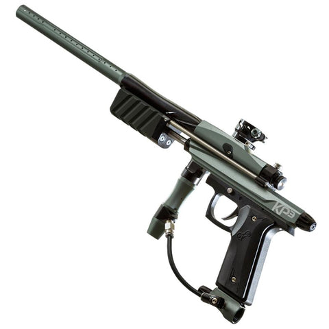 Azodin KP3 Pump Paintball Gun - Titanium/Black