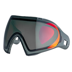 Dye I4/I5 Thermal Paintball Lens - DYEtanium 2D Sphere Smoke/Northern Lights