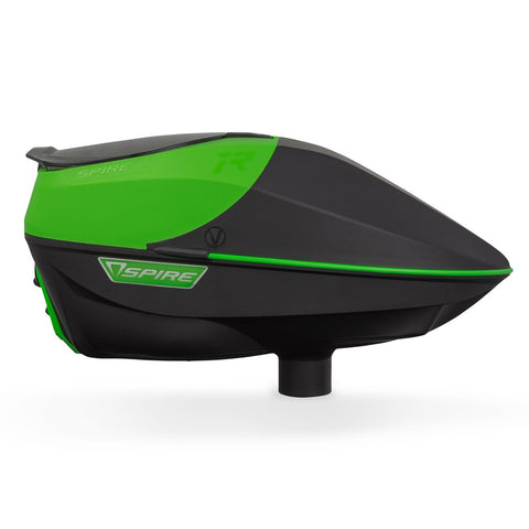 Virtue Spire IR Paintball Loader - Lime/Black