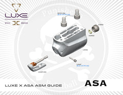 DLX Luxe X ASA System Parts Picker - Pick the Part You Need!
