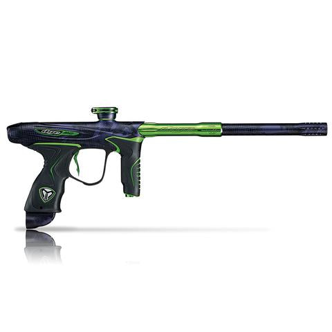Dye M2 MOSAir Paintball Gun - DyeCam Black Lime - Punishers Paintball