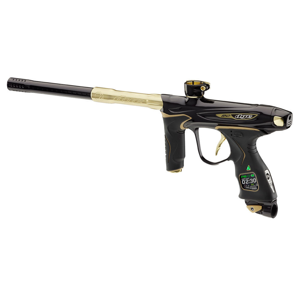 Dye M2 Paintball Gun - Black Gold