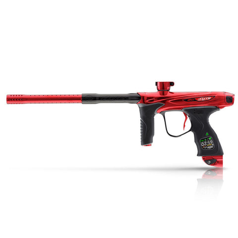 Dye M2 MOSAir Paintball Gun   Red Rum