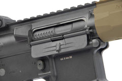 Elite Force M4 CQB 6 MM Airsoft Rifle - Black/FDE