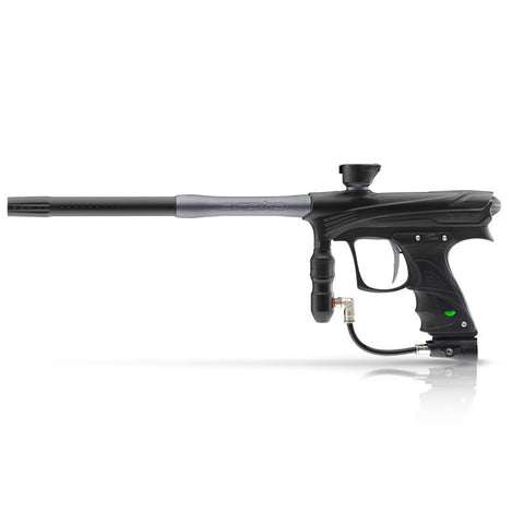 DYE Rize Maxxed Paintball Gun - Black with Gray