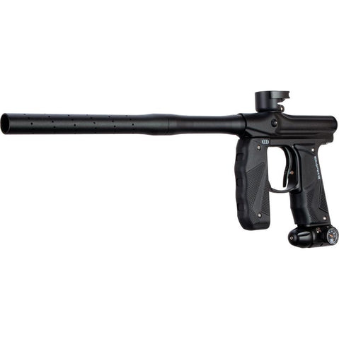 Empire Paintball Mini GS Marker w/ 2 Piece Barrel - Black