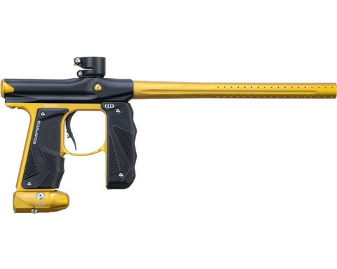 Empire Paintball Mini GS Paintball Marker - Dust Black/Gold