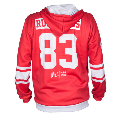 Run Cities Hoodie (Red)
