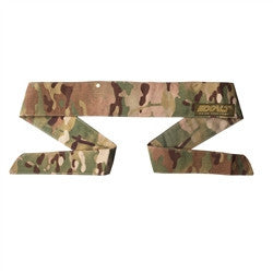 Exalt Paintball Headband - Light Multicam