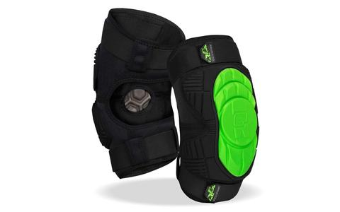 Planet Eclipse HD Core Knee Pads- Green