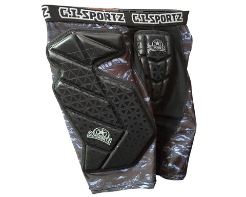 GI SPORTZ Race 2.0 Slide Short Protective Sliders - Punishers Paintball