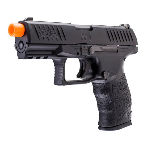 Walther PPQ GBB 6mm Airsoft Pistol by Umarex - Black