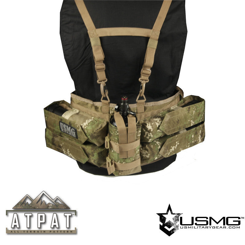 ATPAT Paintball Harness - Punishers Paintball