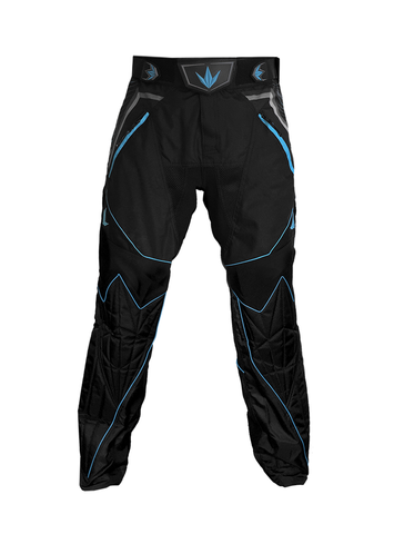 BNKR Bunker Kings Supreme Paintball Pants - Cyan
