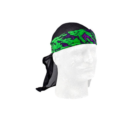 Poison Green Headwrap