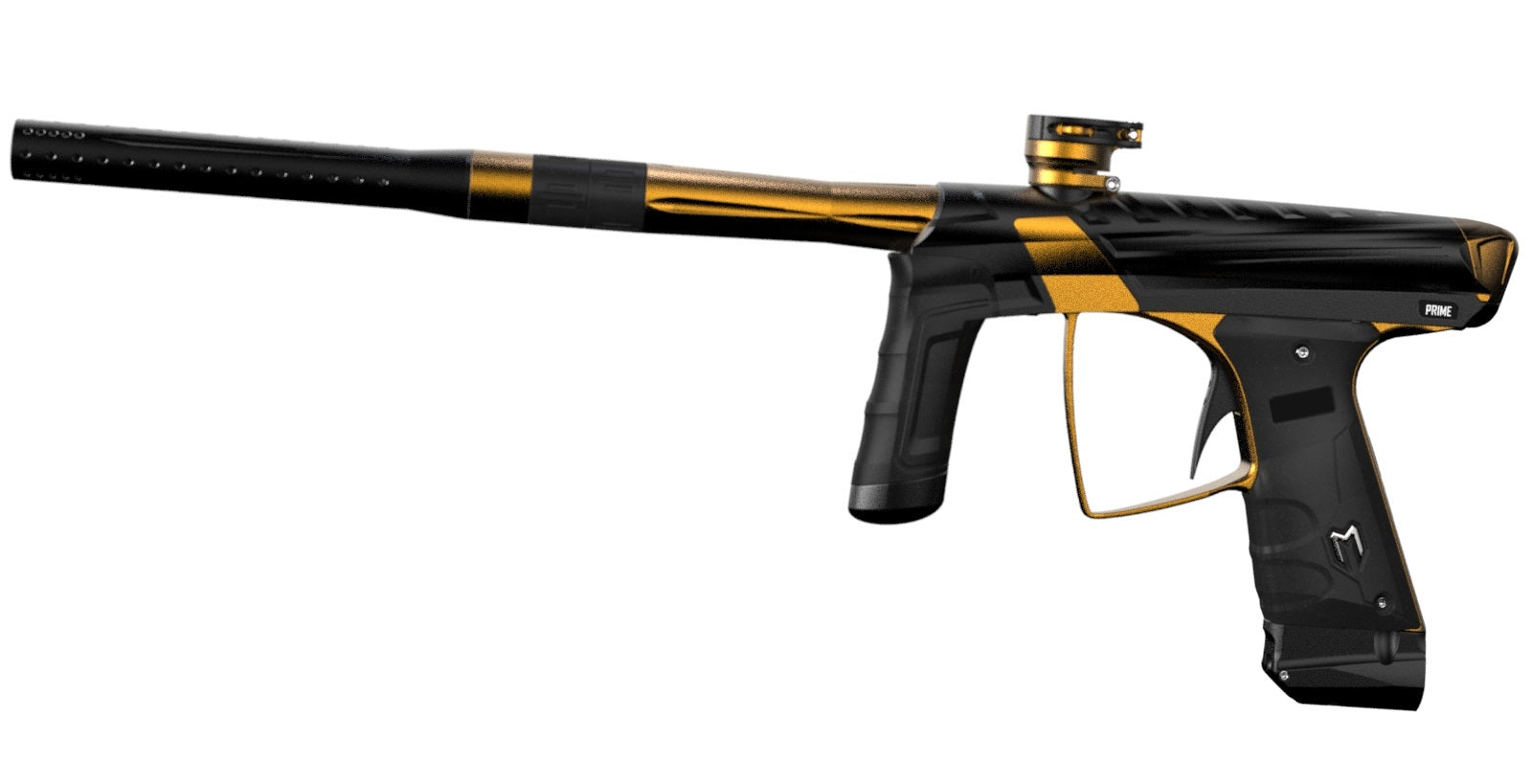 Macdev Prime XTS Paintball Gun - Artemis (Black/Gold)