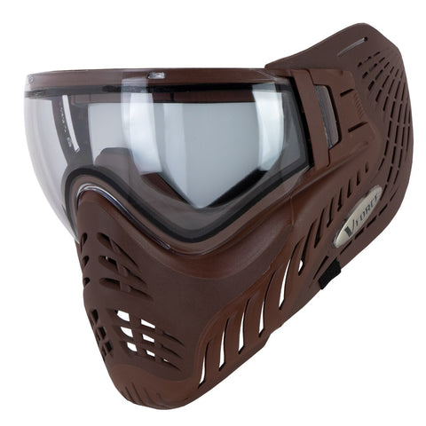 V-Force Profiler Paintball Mask- Clay (Brick on Earth)
