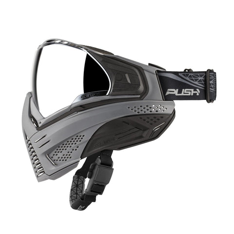 Push Unite Paintball Goggle - Grey / Black