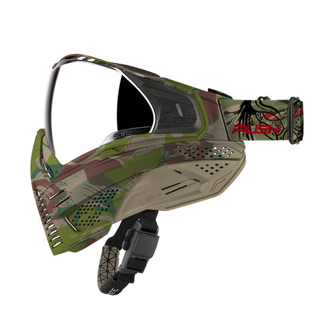 Push Unite Paintball Goggle - Predator Camo