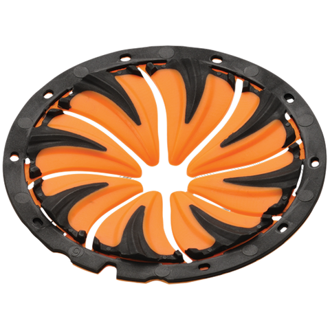 Dye Rotor Quick Feed   Black   Orange