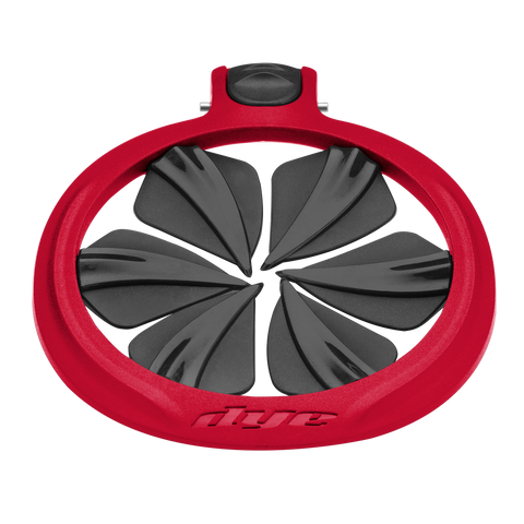 Dye Rotor R2 Quick Feed   Red