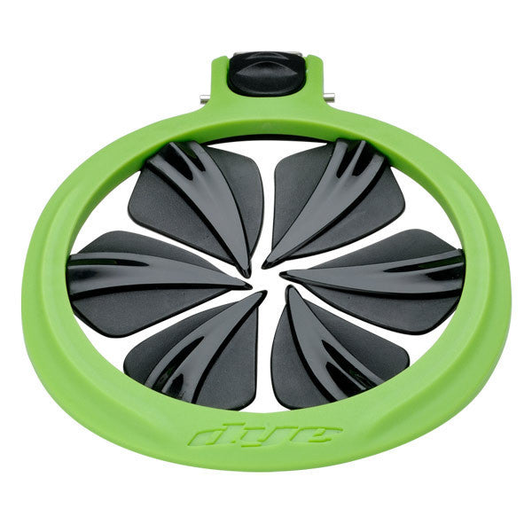 Dye Rotor R2 Quick Feed   Bright Green