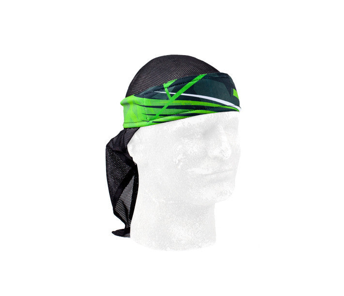 Chaos Slime Headwrap - Punishers Paintball