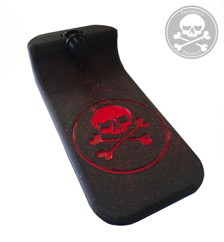 Punisherspb.com Gun Stand - Red
