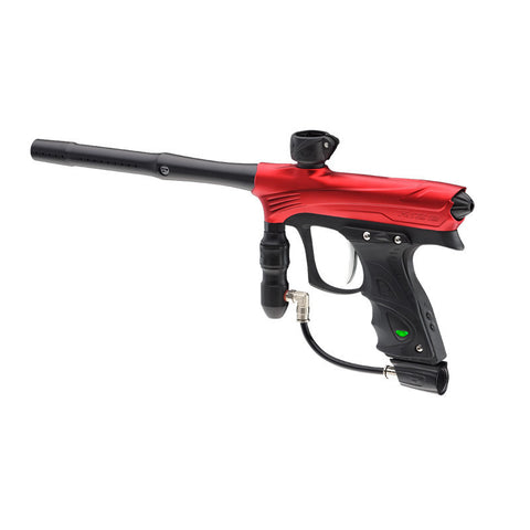 DYE Rize Paintball Gun   Red Dust