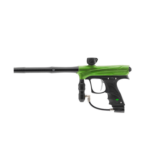 DYE Rize Paintball Gun   Lime Dust