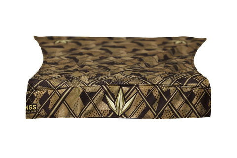 BNKR Bunkerkings Royal Paintball Head Wrap - Royal Camo