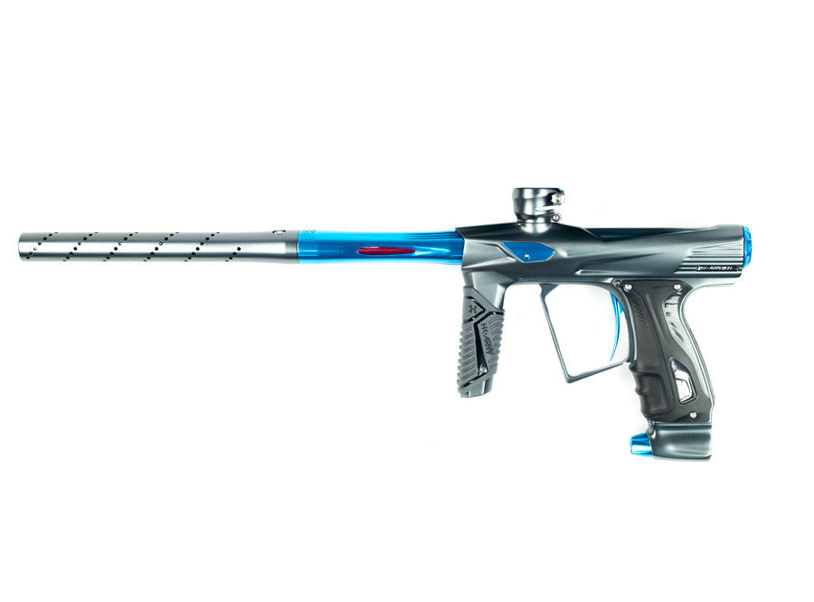 HK Army X SP Shocker (Pewter/Teal) - Punishers Paintball