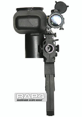 Sidewinder Scope Mount - Punishers Paintball