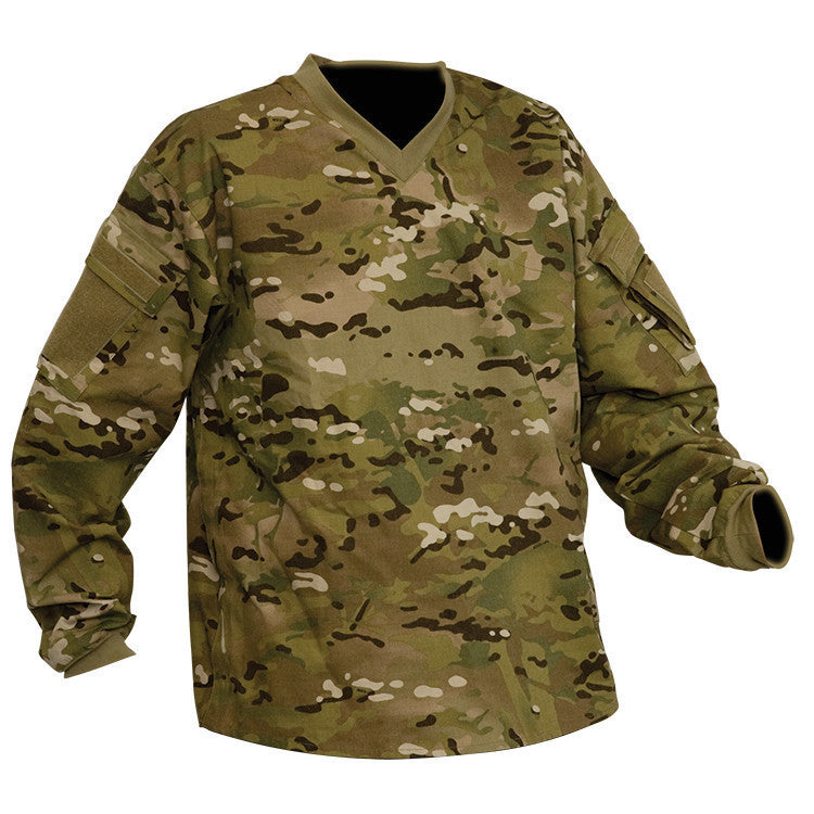 Sierra Combat Shirt - Vcam - Punishers Paintball