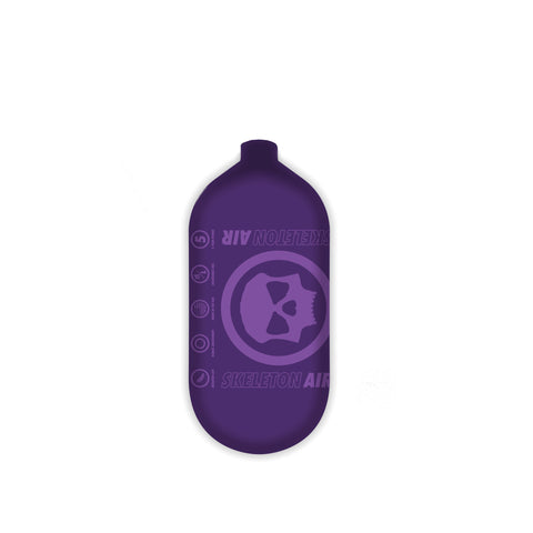 INFAMOUS AIR Hyperlight Paintball Tank - BOTTLE ONLY - Purple - 80CI / 4500PSI