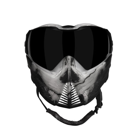 Infamous Push Ghost Skull LE Paintball Mask