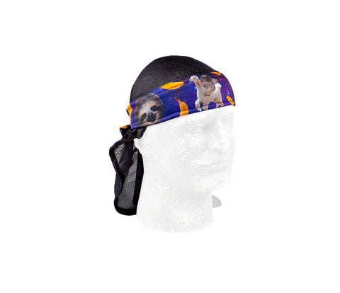 Sloth Party Headwrap - Punishers Paintball