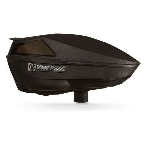 Virtue Spire 4 (IV) Paintball Loader - Black