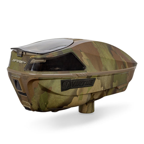 Virtue Spire 4 (IV) Paintball Loader - Reality Brush Camo