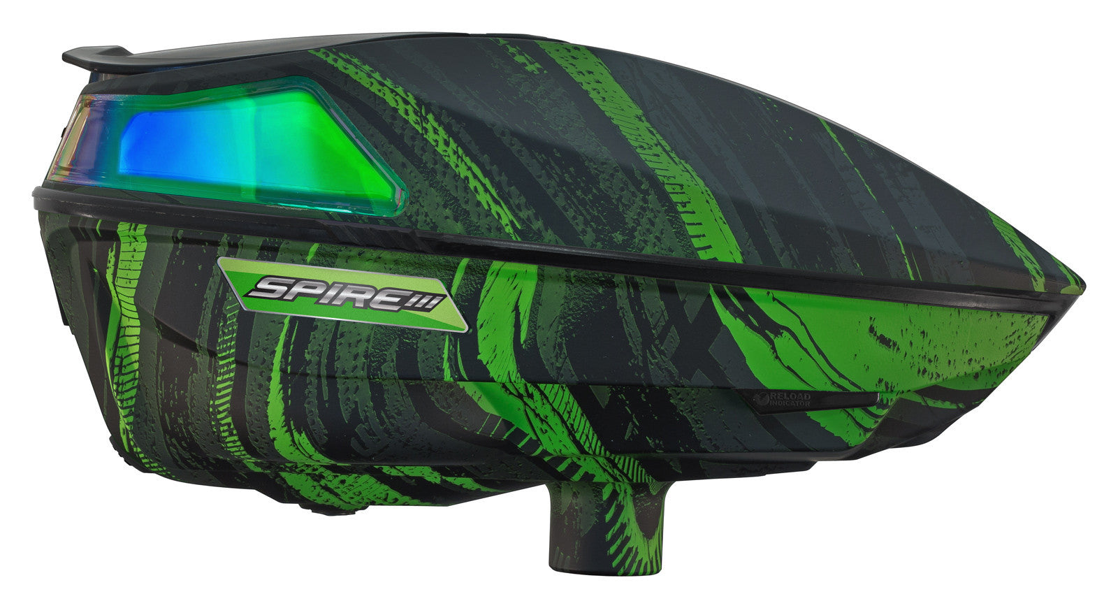 Virtue Spire iii Loader - Graphic Emerald