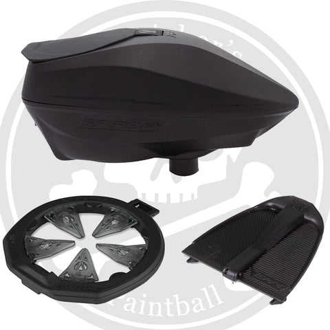 Virtue Spire IR2 Paintball Loader Package - Black