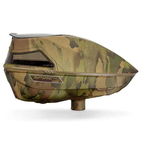 Virtue Spire 3 280 Paintball Loader - Reality Brush Camo