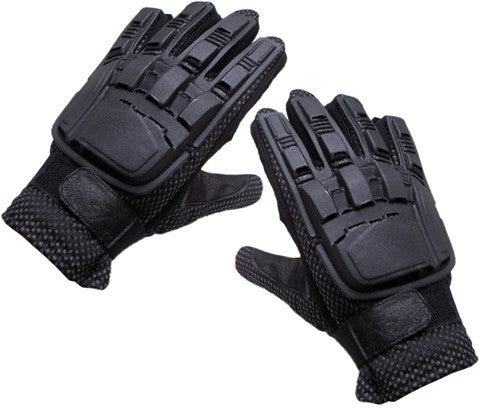 Armored Tactical Glove (Full Finger) - Punishers Paintball