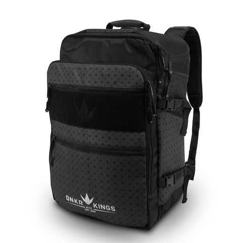 Bunkerkings Supreme Gear Backpack - Royal Black