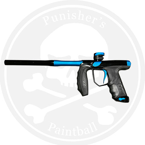 Empire Syx 1.5 Paintball Marker - Polished Black/Dust Blue