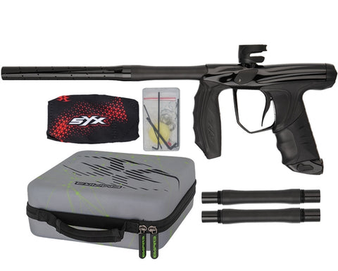 Empire Syx 1.5 Paintball Marker - Polished Black/Dust Black