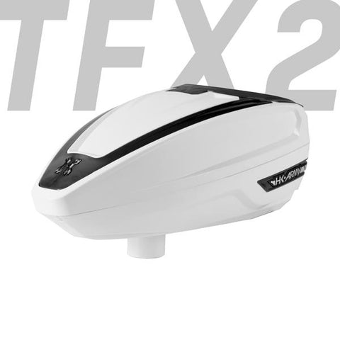 TFX 2 Loader - White / Black