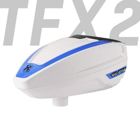 TFX 2 Loader - White / Blue
